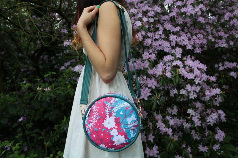 Punto Belle Circle Bag