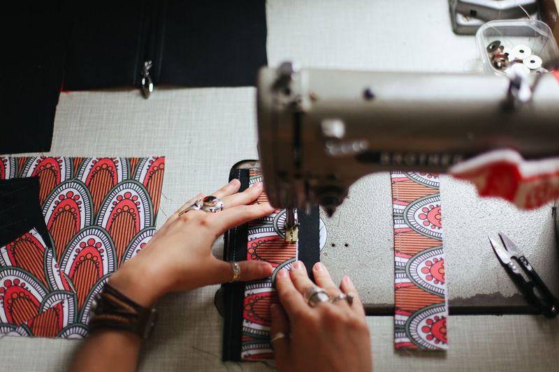 Punto-Belle-Sewing-Machine
